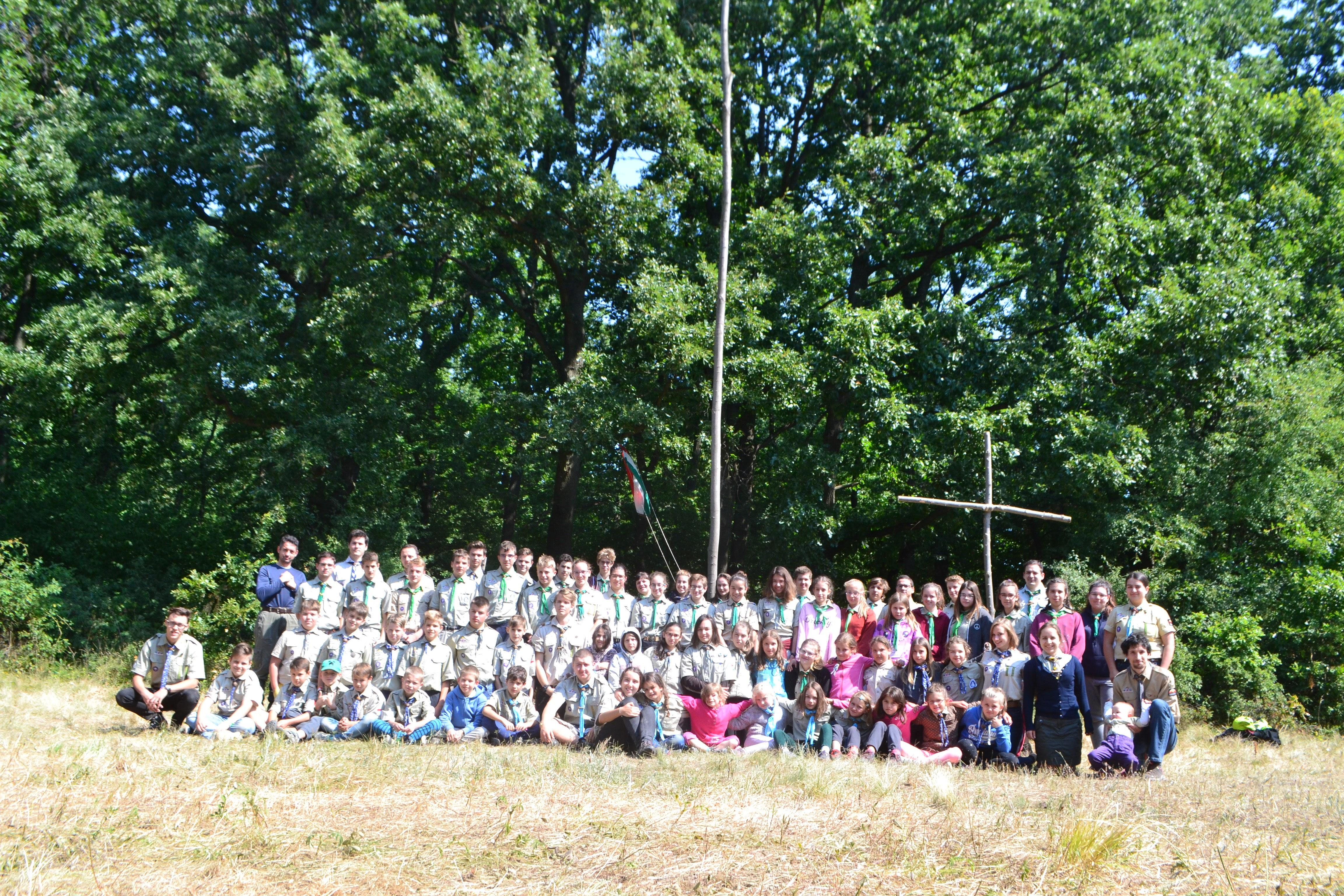 Cserkésztábor – 2017. július 7-17. – Süttő